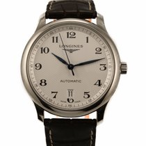 Longines Master Collection 38mm Automatic Watch L2.628.4.78.3...