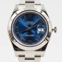 ロレックス (Rolex) Datejust II REF. 116300 Blue roman