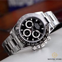 Rolex Daytona Ref/116500LN Black New/Stock (dispo)Ceramique