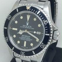 勞力士 (Rolex) Sea-Dweller Triple Six Matt Dial