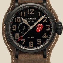 Zenith Pilot 20 Tribute To The Rolling Stones imited edition...