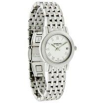 Raymond Weil Toccata White Dial Quartz Ladies Watch 5393-ST-00658