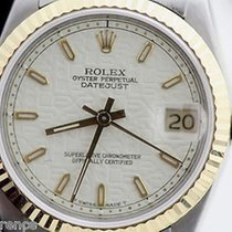 Rolex Datejust Midsize / Ladies Two Tone Watch Jubilee Dial...