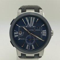 Ulysse Nardin Executive Dual Time Blue