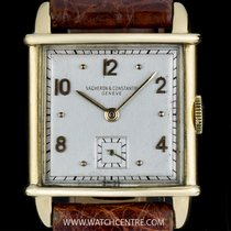 Vacheron Constantin 18k Y/G Dress Gents Wristwatch 282926