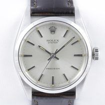 Rolex Oyster Precision Datum Stahl Handwinding Ref 6426
