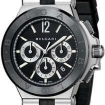 Bulgari Diagono Chronograph 42mm dg42bscvdch