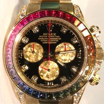 롤렉스 (Rolex) Daytona Rainbow Ref:116598RBOW