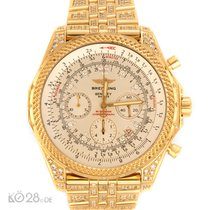 Breitling for Bentley 48mm K2536267-047 Gold Diamonds limited...