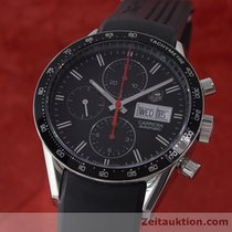 TAG Heuer Carrera Chronograph Juan Manuel Fangio Edition...
