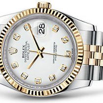 Rolex Datejust Model No. 116233