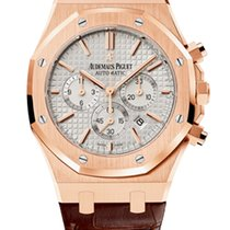 Audemars Piguet Royal Oak Chronograph 41mm Rose Gold