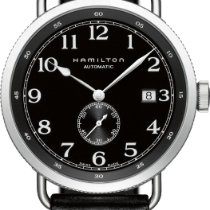 Hamilton Khaki Navy Pioneer Small Second H78415733 Herren...