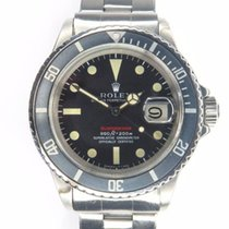 Rolex Submariner Date 1680 'Red' Box and Papers