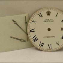 Rolex Quadrante/Dial per DateJust OysterQuartz Ref. 17000 acciaio