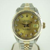 롤렉스 (Rolex) - Ladies Oyster Datejust Watch - 1970