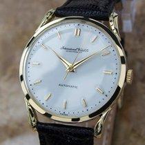 IWC International Watch Co Calibre 853 Automatic Swiss 18k...