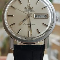 歐米茄 (Omega) Constellation Chronometer, Men's Wristwatch, 1968