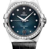 Omega Constellation Quartz 35mm Ladies Watch