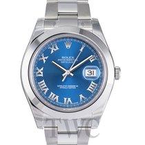 Rolex Datejust II Blue/Steel Ø41mm - 116300