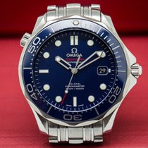 Omega 212.30.41.20.03.001 Seamaster Professional Blue Dial...