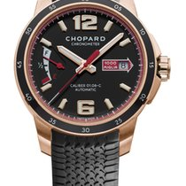 Chopard Mille Miglia GTS Power Control 18K Rose Gold Men's...