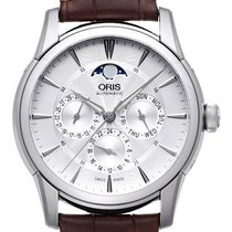 Oris Men's 781 7703 4051-07 5 21 70FC Artelier Complicatio...