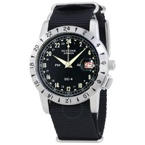 Glycine Airman DC-4 Automatic Men's Nylon Watch