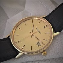 Eterna 14ct golden thin model,  in very good condition