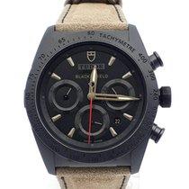 帝陀 (Tudor) Fastrider Blackshield - Men's wristwatch