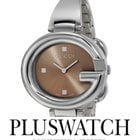Guccissima Brown Dial 36mm YA134302 T