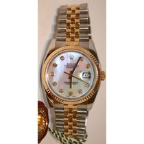 Rolex Datejust 116233 Men's Stainless Steel and 18K Gold...