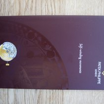 Patek Philippe Manual ( Anleitung ) Self-Winding Movement