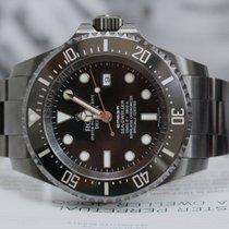 Rolex Sea Dweller Deepsea DLC by EMBER watches