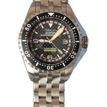 Azimuth Extreme-1 Sea Hum Dilango Racing Watch Black Dial...