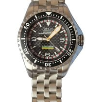 Azimuth Extreme-1 Sea Hum Dilango Racing Watch Black Dial...