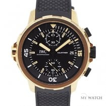 IWC Aquatimer Chrono Expedition Charles Darwin(NEW)