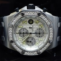Audemars Piguet 2010 Royal Oak Offshore, 25940SK, Diamond...