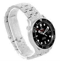 歐米茄 (Omega) Seamaster Black Dial Watch 212.30.41.20.01.003 Box...