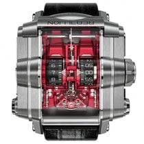 Rebellion T-1000 Limited Power Reserve Titanium