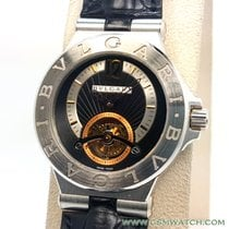 宝格丽 (Bulgari) Diagono Tourbillon Serial