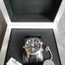 Maurice Lacroix Masterpiece Reveil Globe GMT automatic
