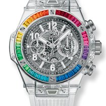 Hublot Big Bang Unico Sapphire Baguettes Unisex Watch