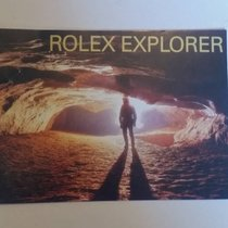 Rolex  explorer  2006 booklet