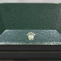 Rolex rare triangle box for gmt 1675 and other sport models
