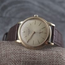 Patek Philippe Calatrava 3433 yellow gold, 35mm STUNNING