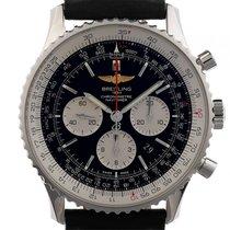 Breitling Navitimer 01 Stahl Automatik Chronograph Armband...