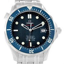 Omega Seamaster James Bond 300m Co-axial 41mm Watch 2220.80.00