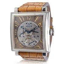 Milus Herios HERT003 Men's Watch in Stainless Steel