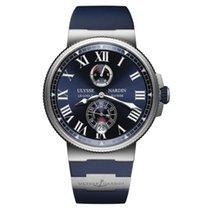 Ulysse Nardin Marine Chronometer Manufacture · 1183-126-3/43